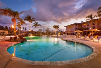 North Shore Oahu hotel pool