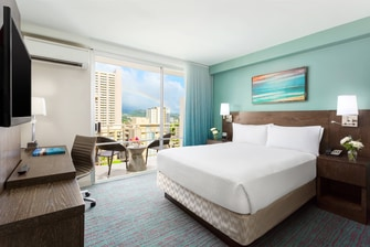 Honolulu Hotel Standard Guest Room