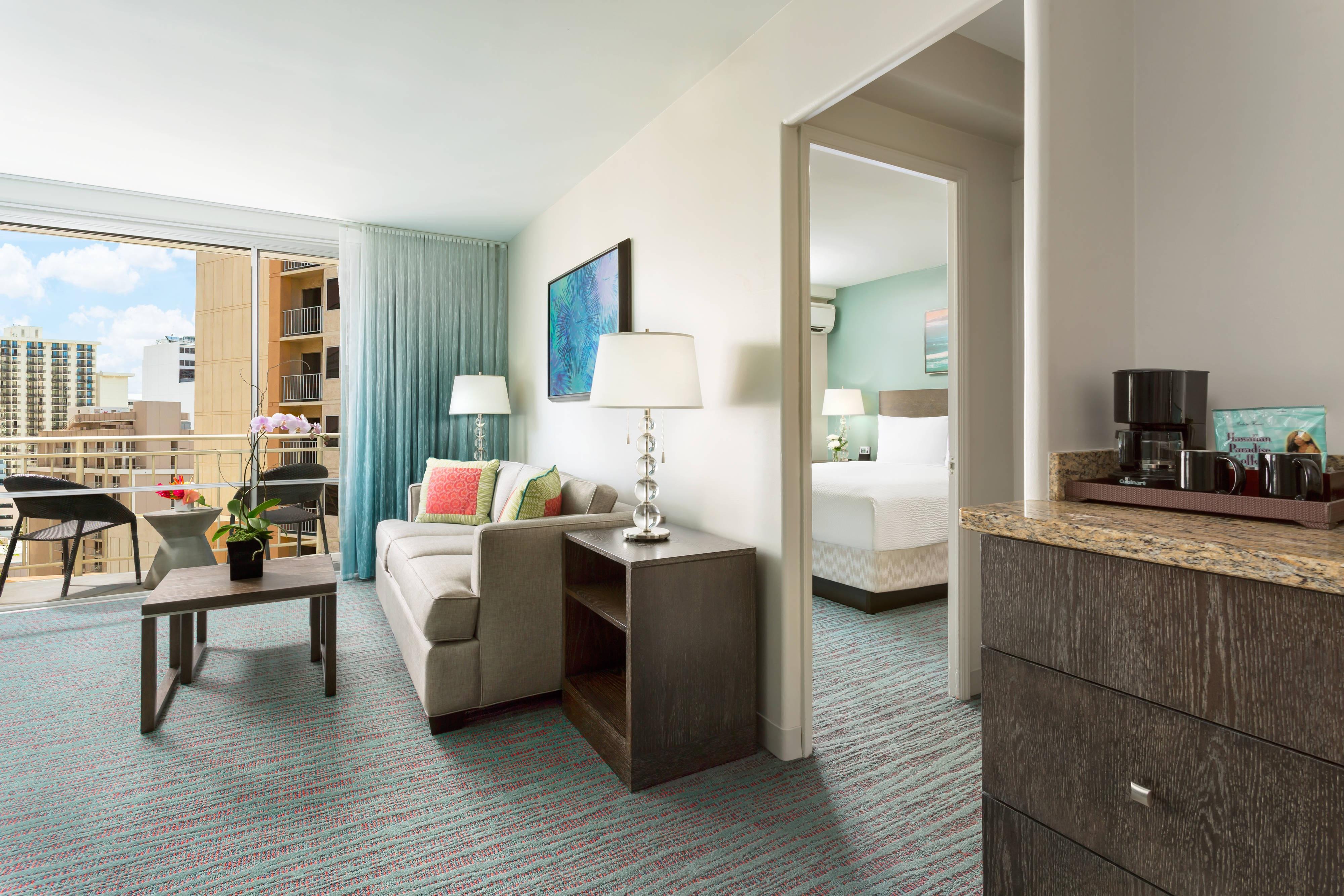 Oahu One Bedroom Suite