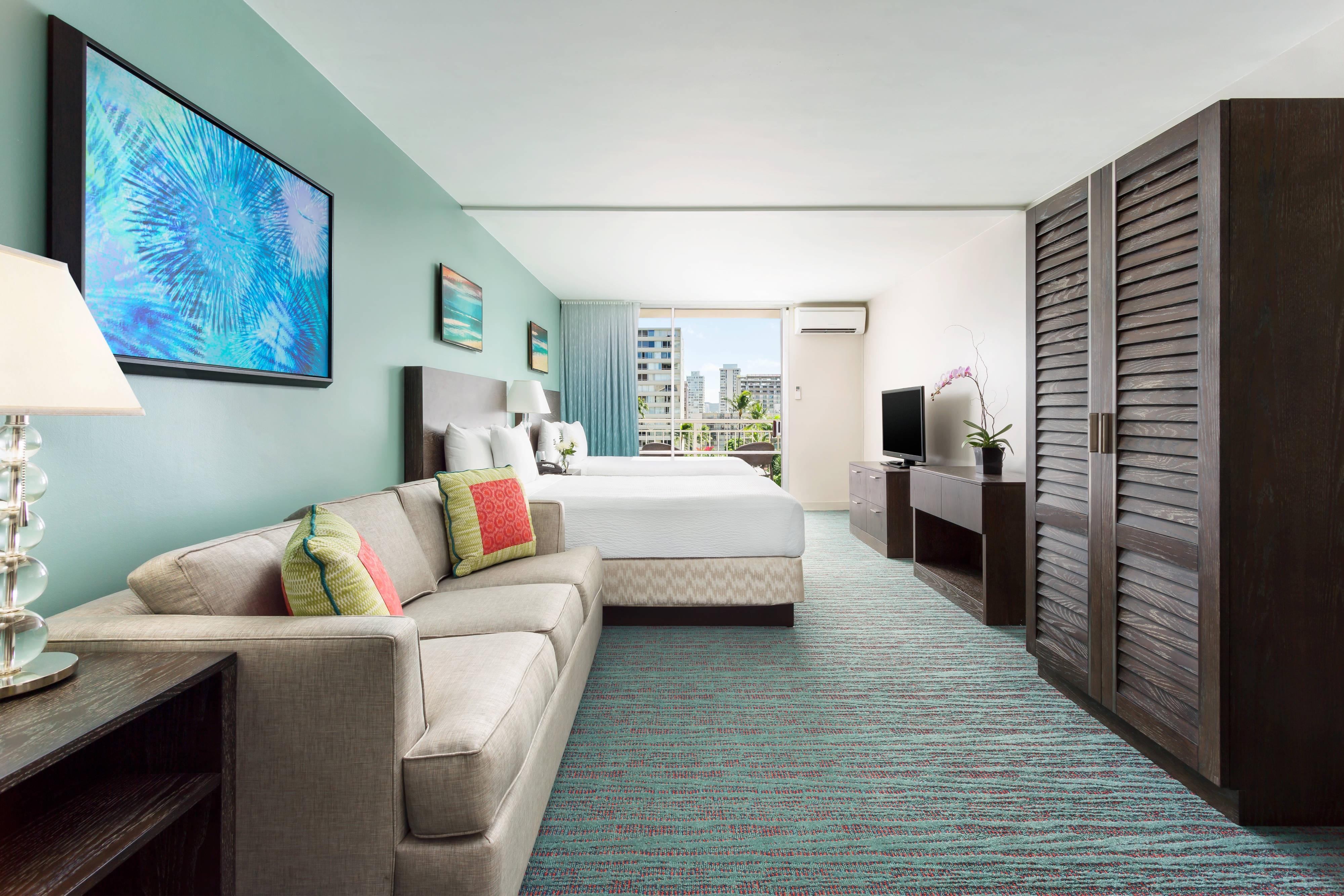 Waikiki Junior Suite