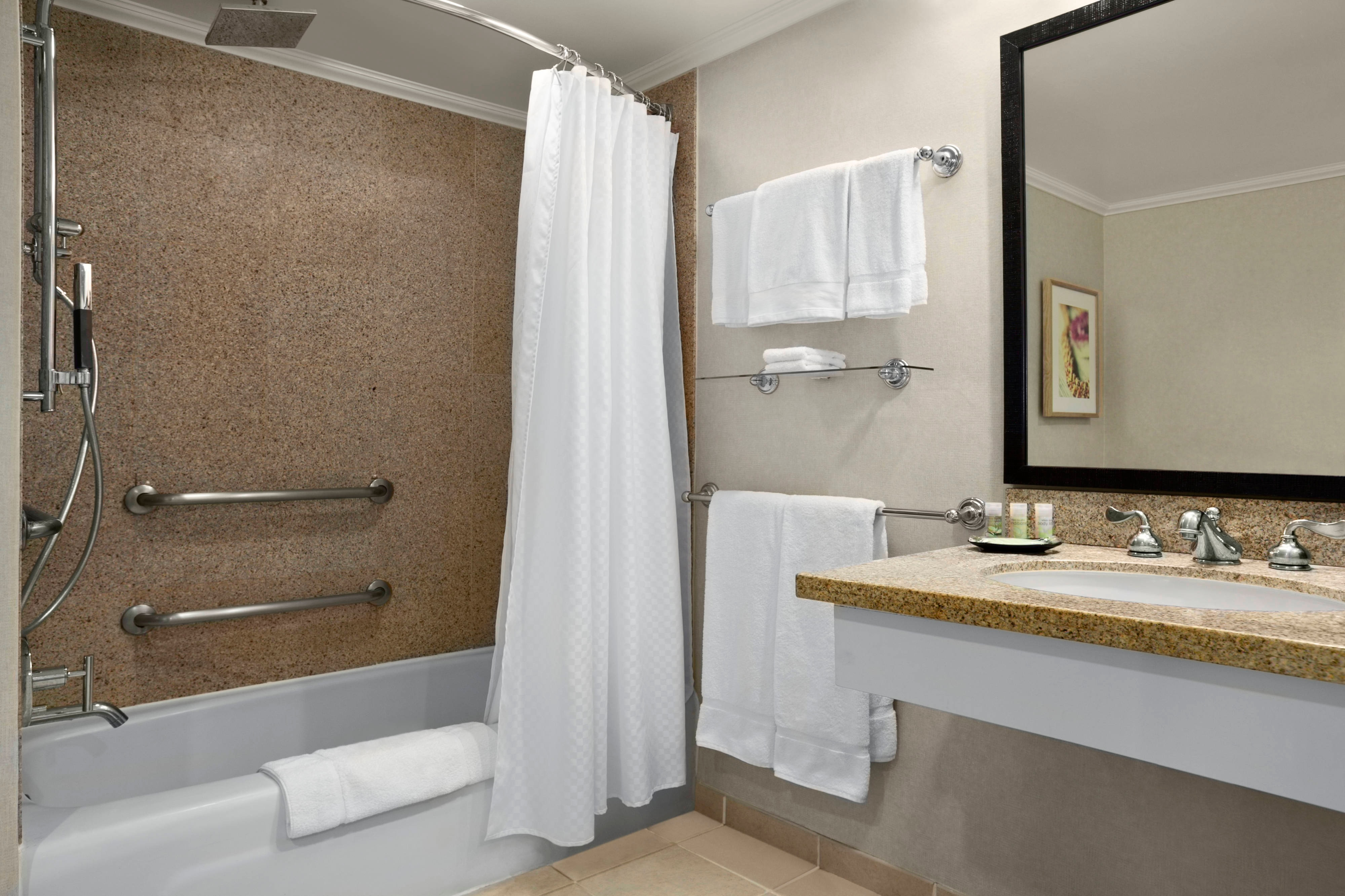 Tower Guest Bathroom