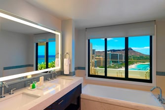 Penthouse Suite110 - Bathroom