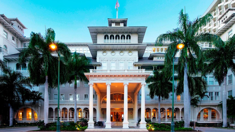 Waikiki Beach Hotel Moana Surfrider A Westin Resort Spa