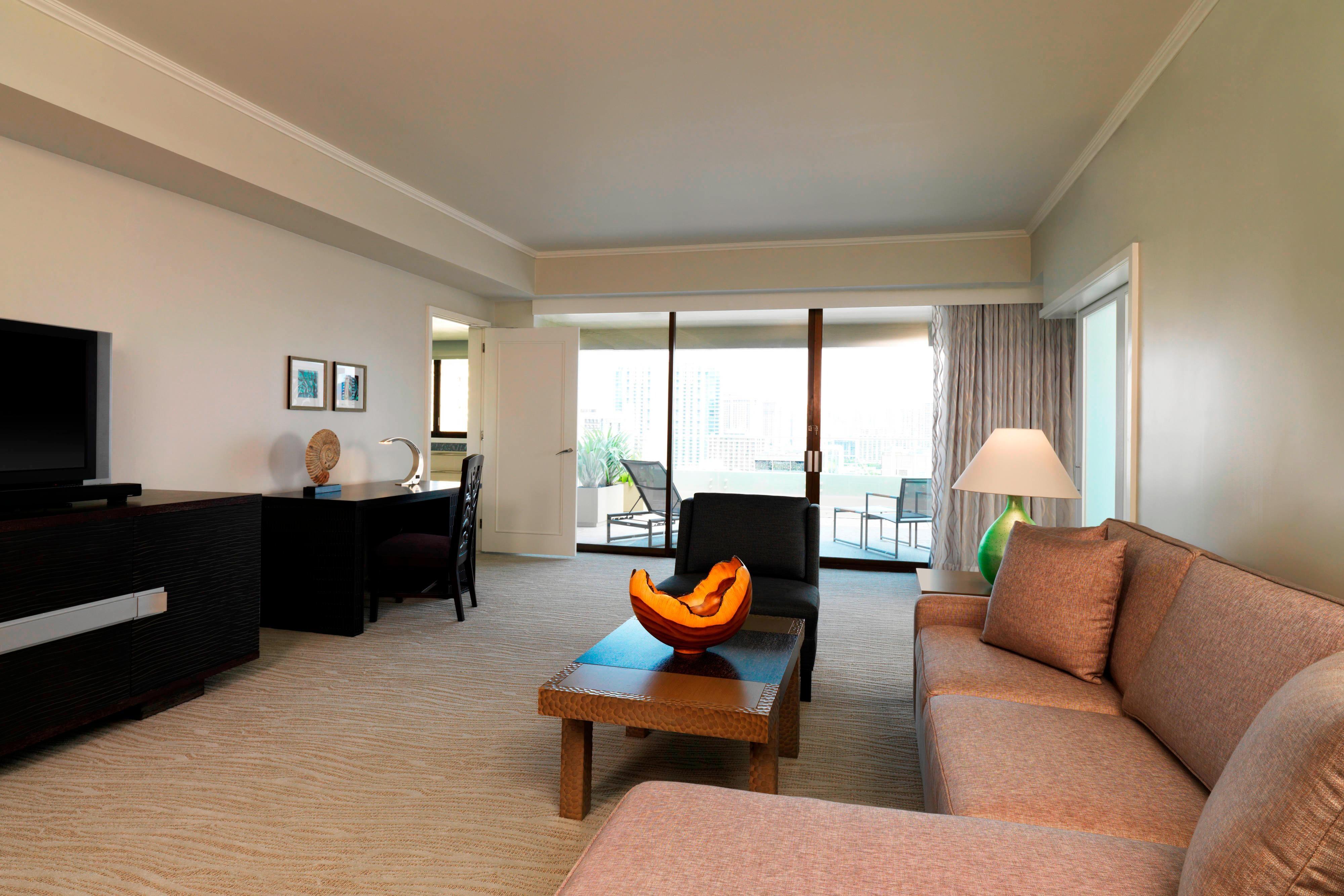 Penthouse ADA Suite