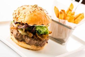 RumFire Burger