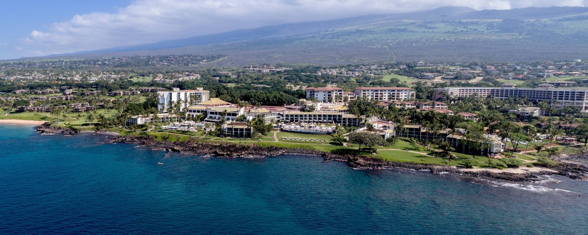 Wailea Beach Resort Marriott Maui Hotel Em Wailea