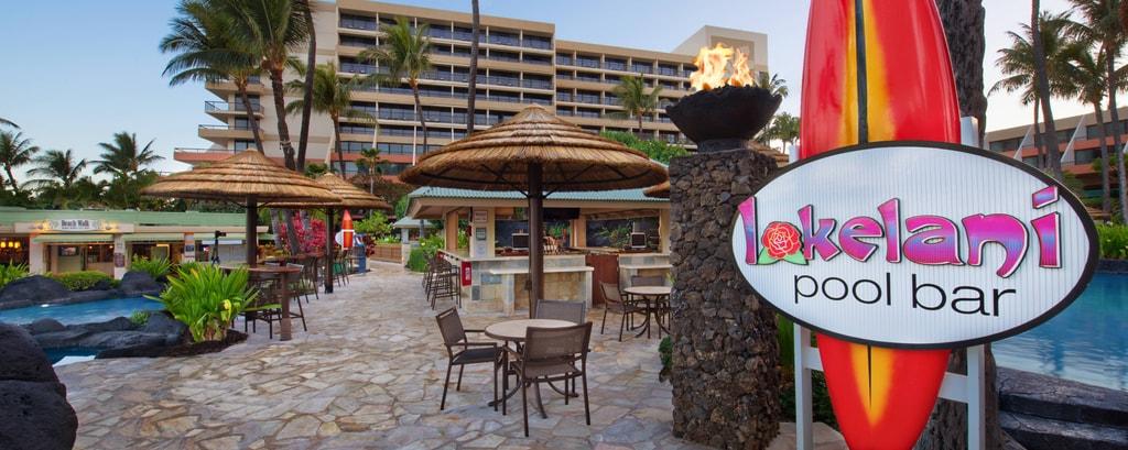 Kaanapali Beach Restaurants Marriott S Maui Ocean Club