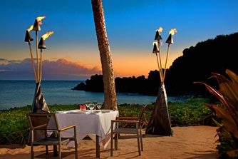 Bare Foot Sands - Oceanfront Private Dining
