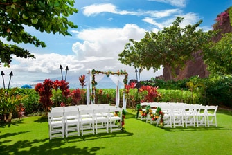 Black Rock Lawn Wedding