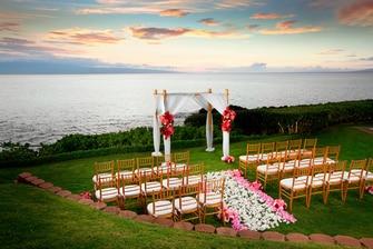 Kaanapali Point Wedding