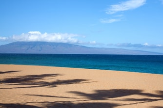 Ka anapali Beach