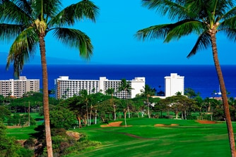 Ka anapali Golf Course