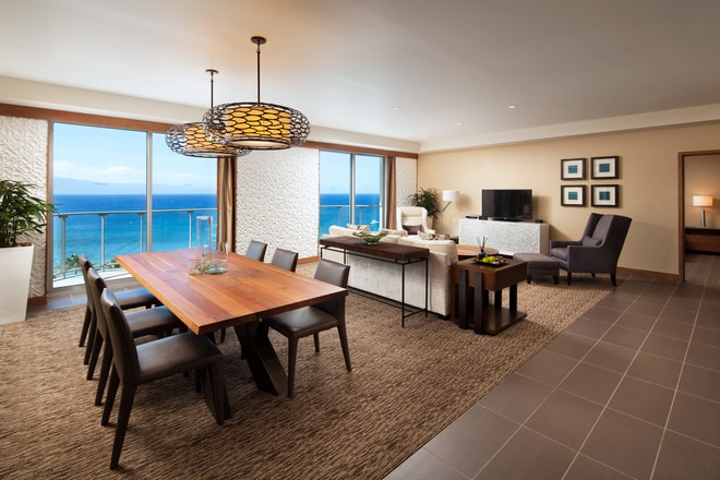 Ocean Tower Presidential Suite