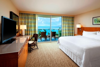 Ocean Tower - Ocean View Room