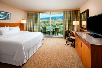 Ocean Tower - Mountain View Room
