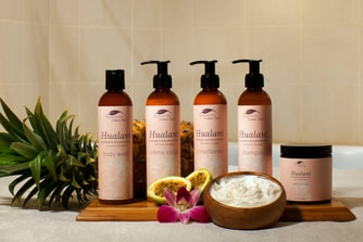 Hualani Product Line - Spa