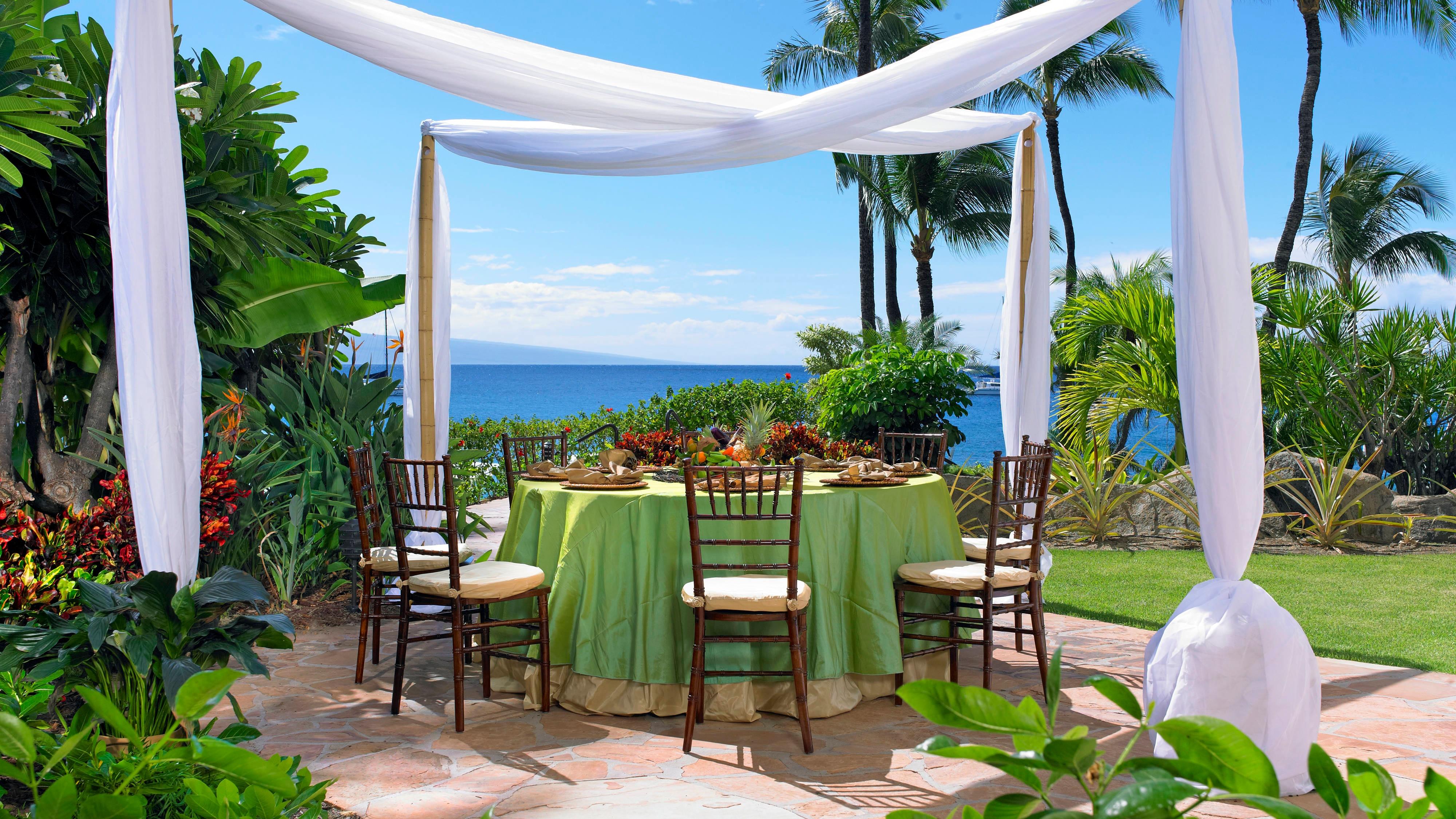 Garden Lanai Terrace