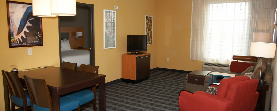 Two Bedroom Suite - Living Area