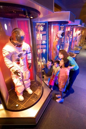 Space Center Houston – Astronaut Gallery