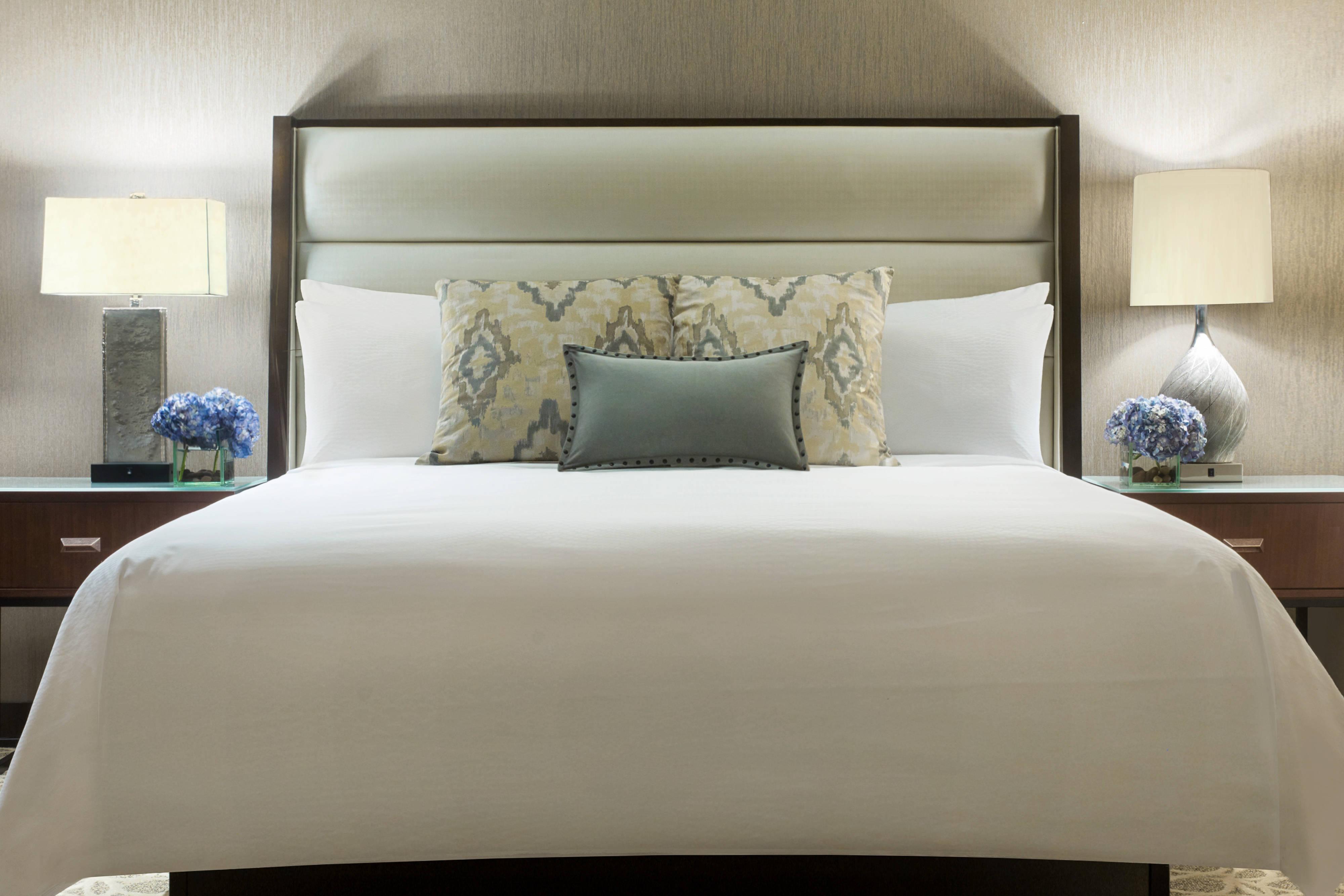 Schlafbereich der Executive Suite
