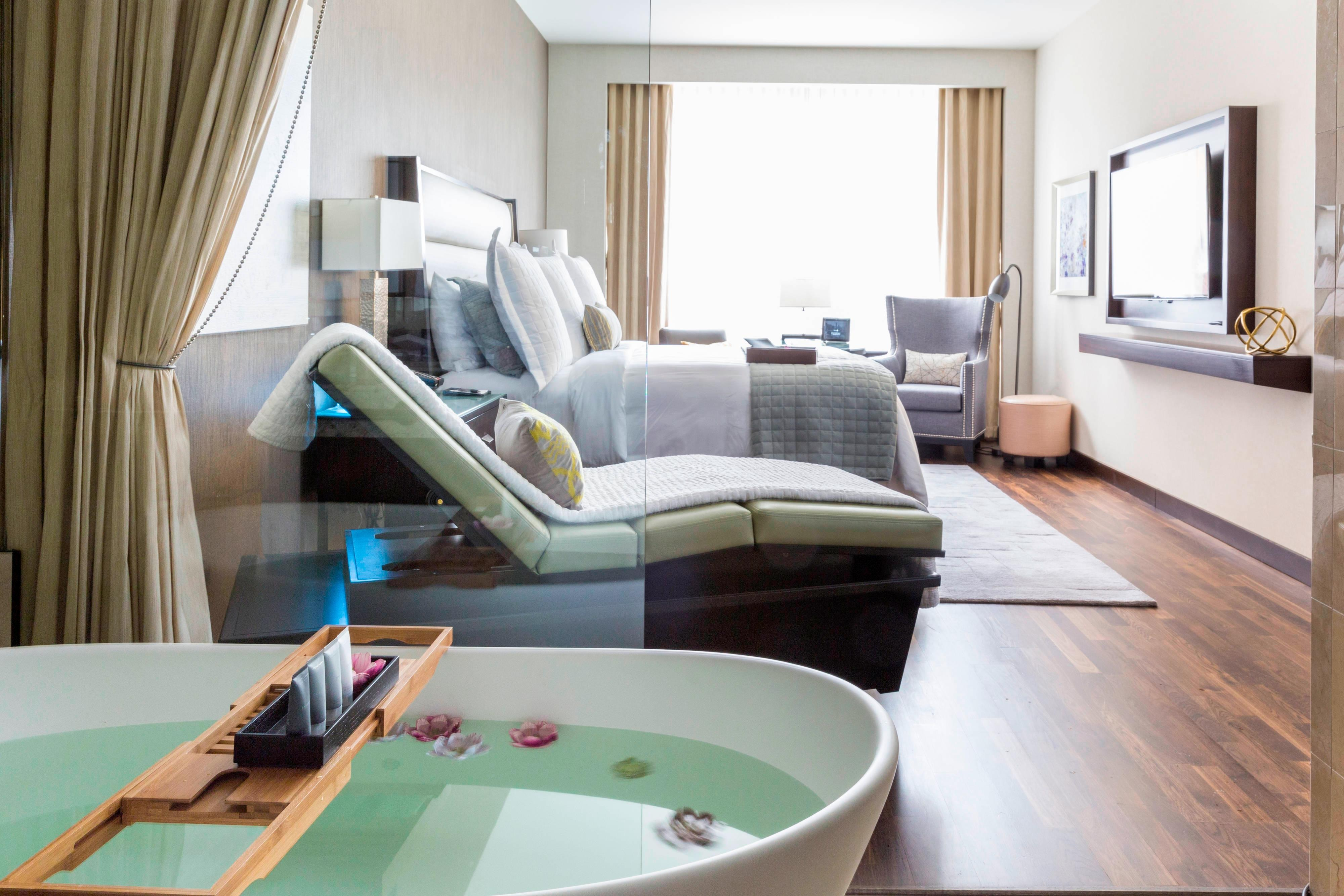 Suite im Spa-Stil