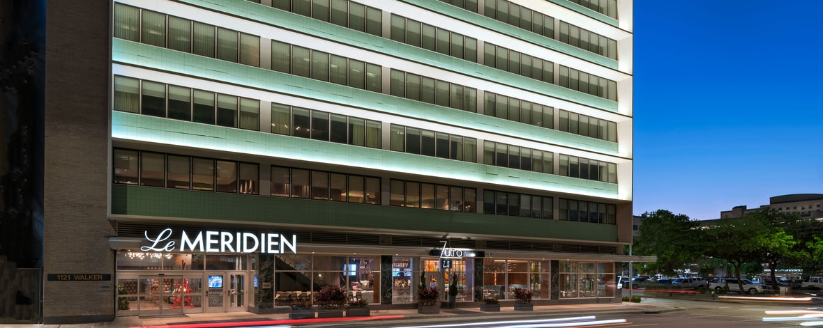 Luxury Hotel in Downtown Houston, TX | Le Mérin Houston ... on
