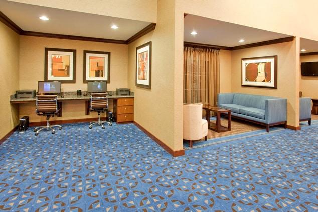 Houston Hotel Business Center