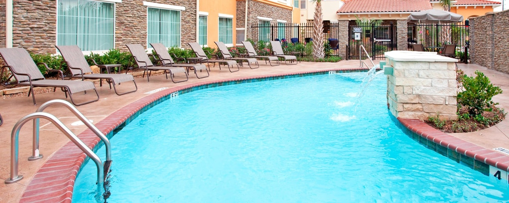 West Houston Hotel Pool