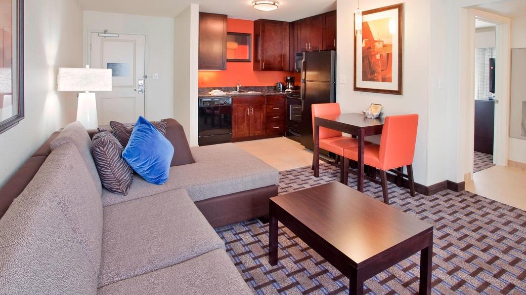 Hotelsuite im Westen von Houston
