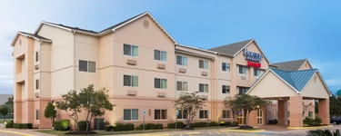 Fairfield Inn&Suites Houston I-45 North