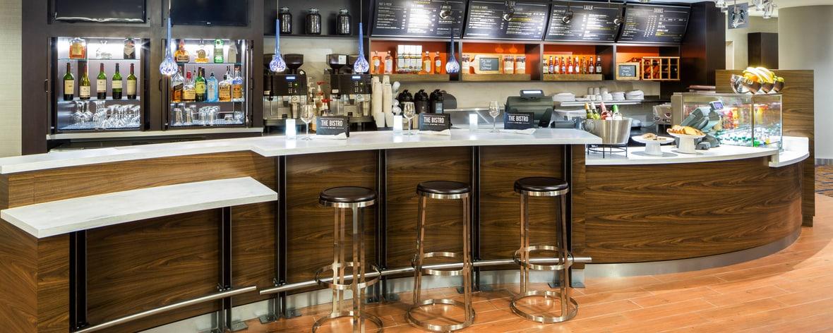 Houston Galleria Hotel – Bar