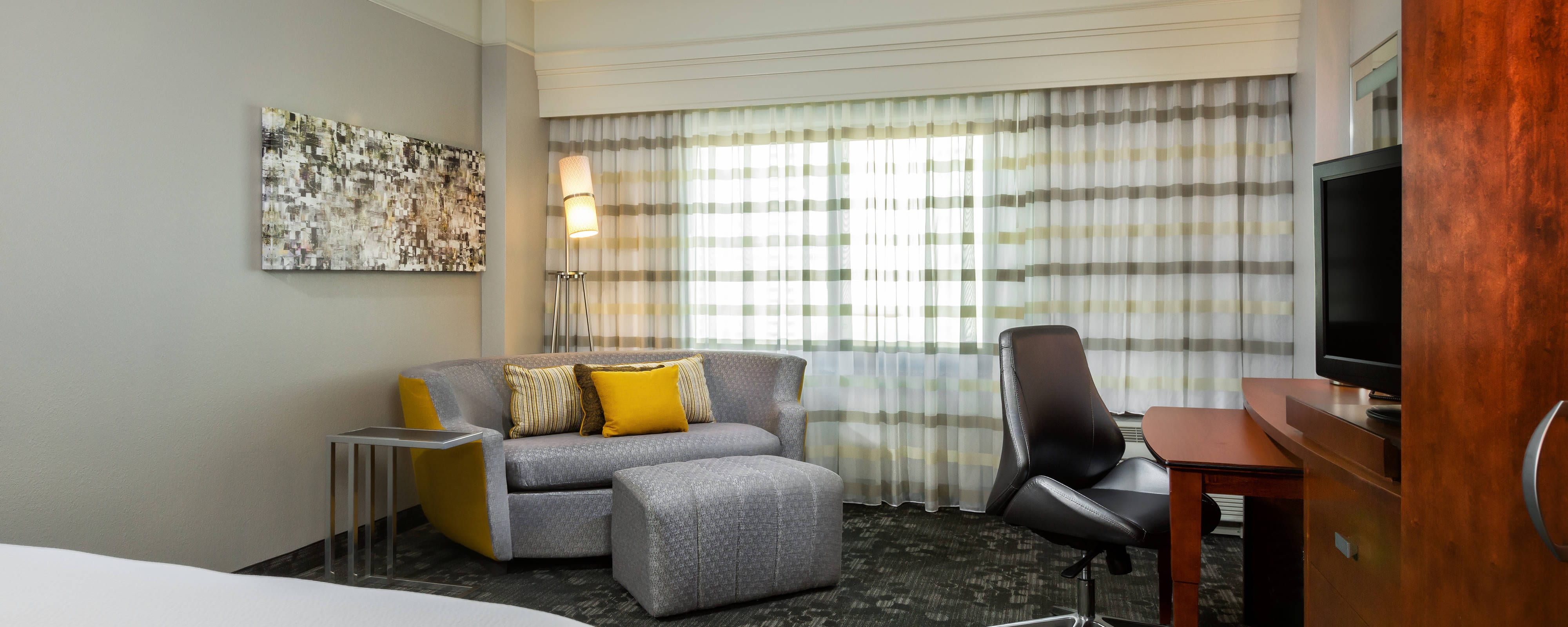 Zimmer des Hotels in Houston Galleria