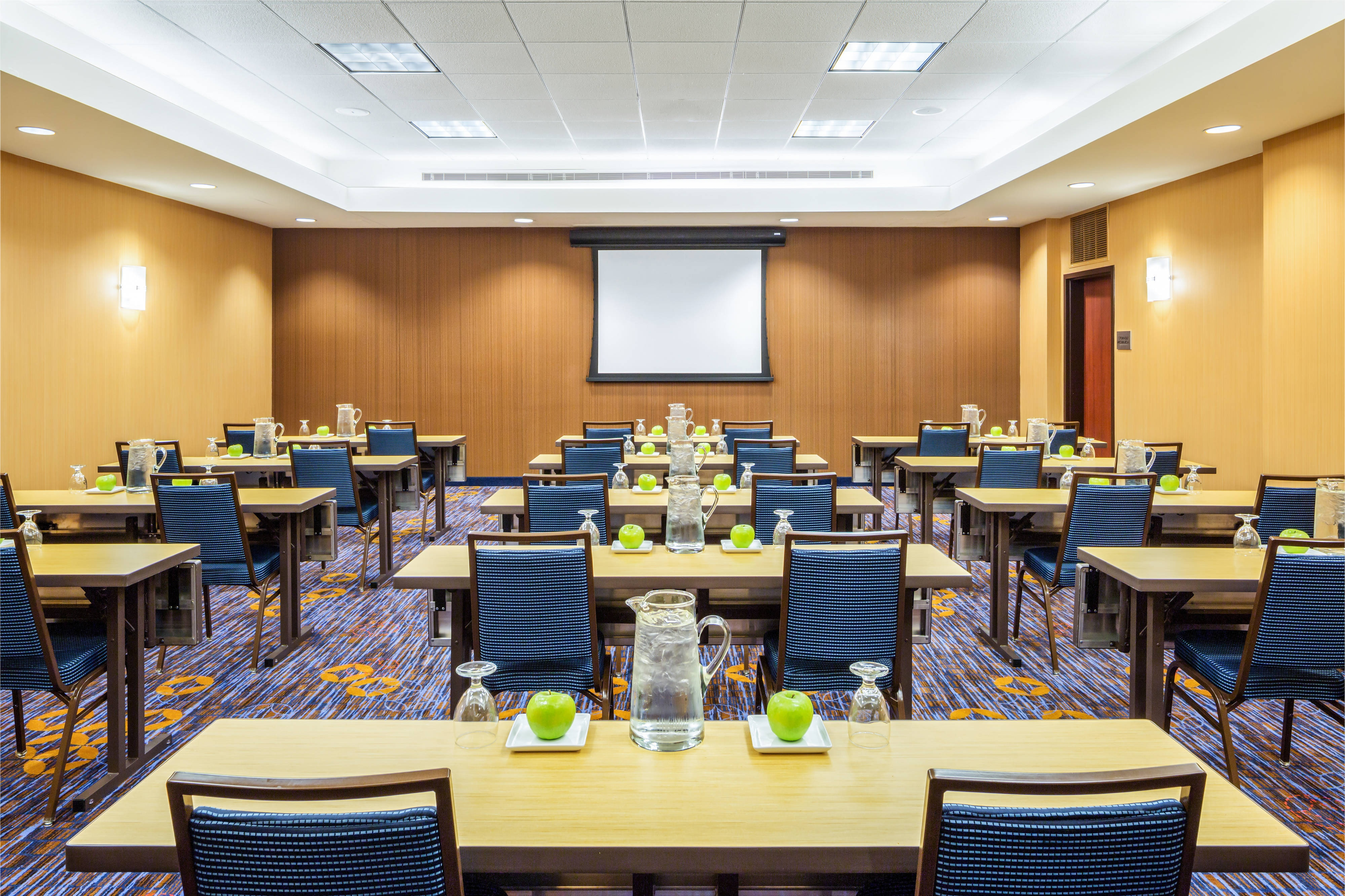 Houston Galleria Meeting Room