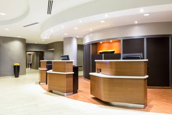 Houston Galleria Hotel Front Desk