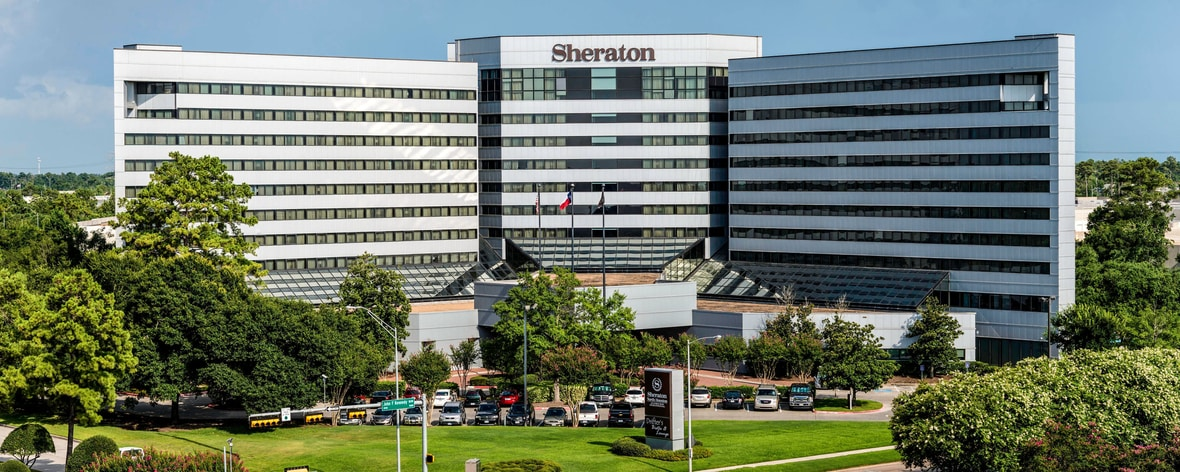 Sheraton North Houston at George Bush Intercontinental - Houston ...