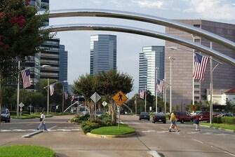 Distrito residencial de Houston