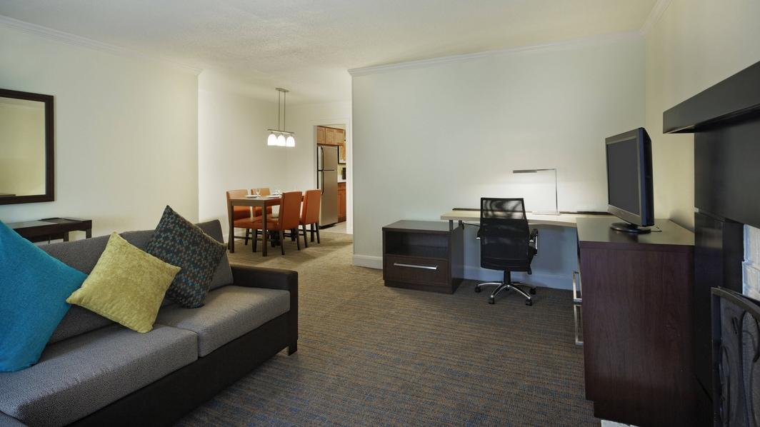 Suites cerca del centro comercial Galleria en Houston