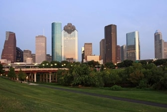 Vista a Houston