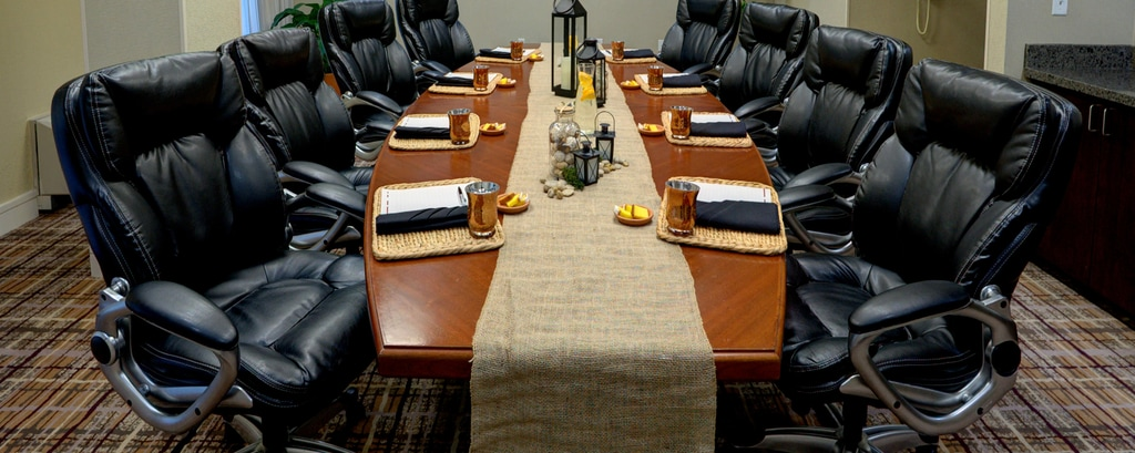 Boardroom in North Houston, TX