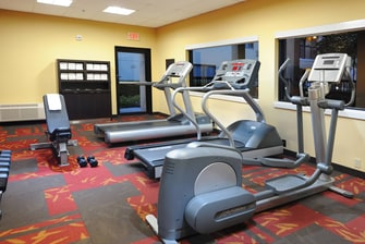 Houston Hobby Airport Fitness Center