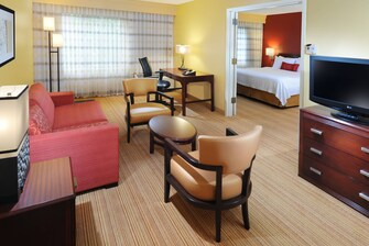 Suite del Courtyard Houston Hobby Airport