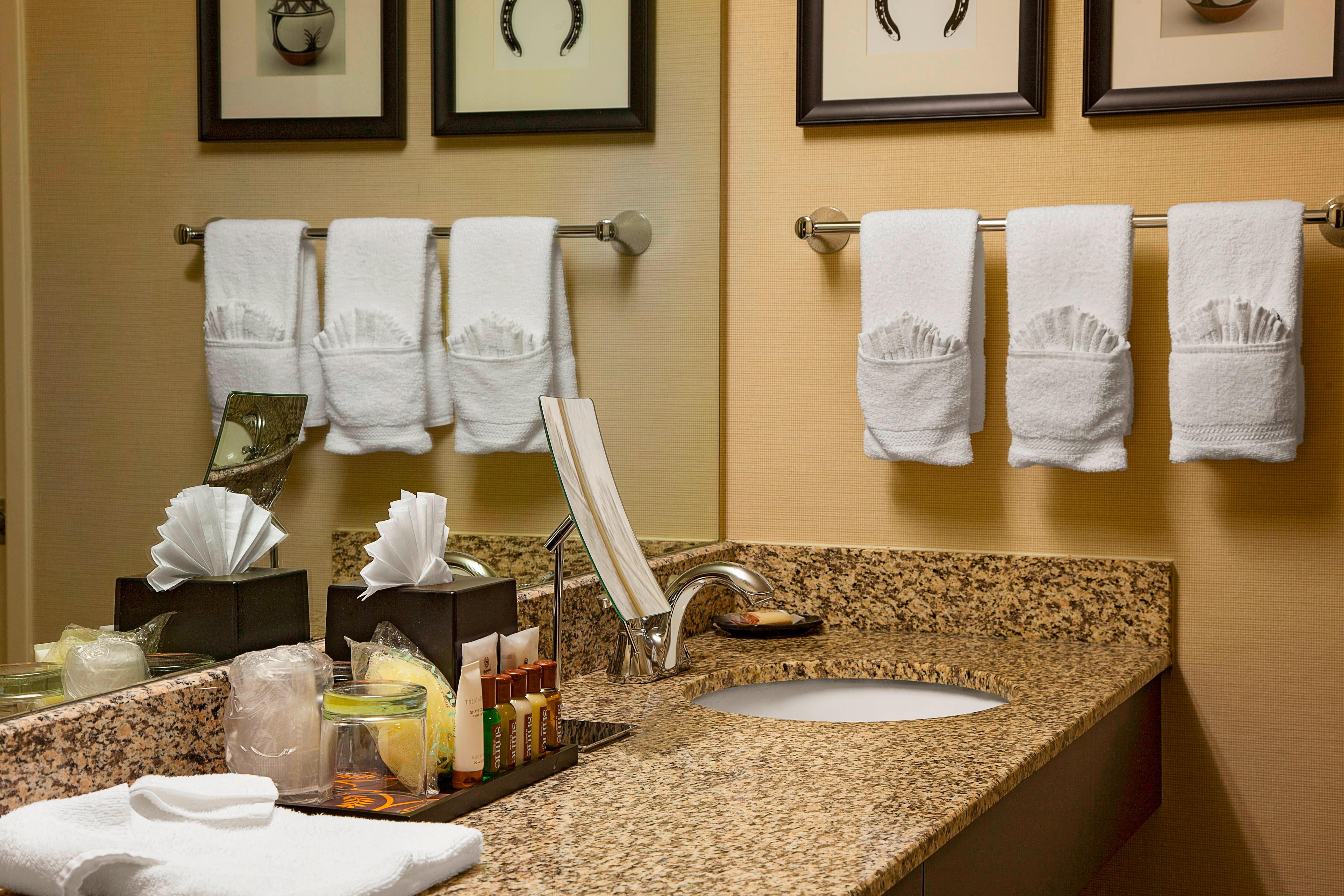 Club Suite Amenities