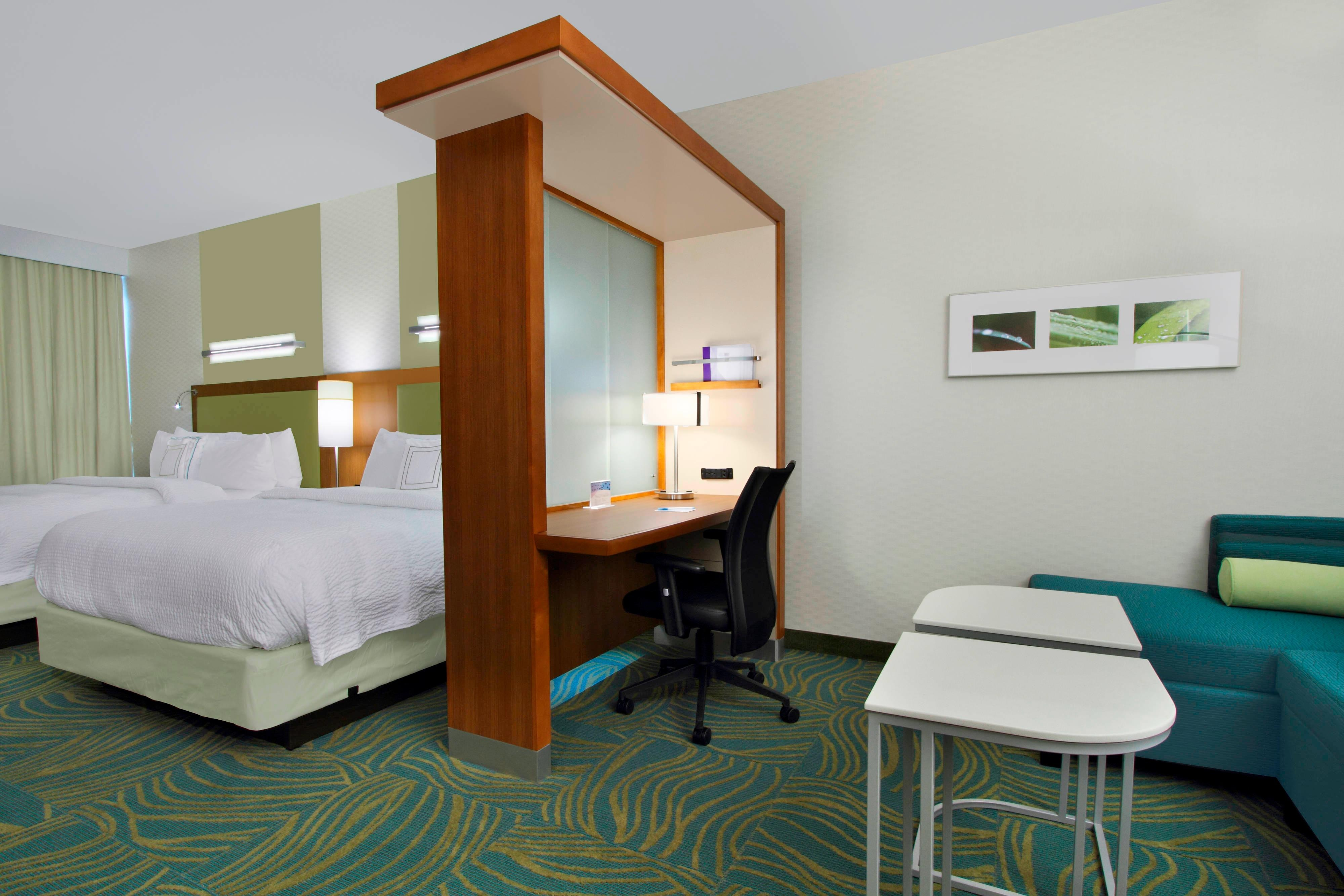 Houston Energy Corridor Hotel Springhill Suites