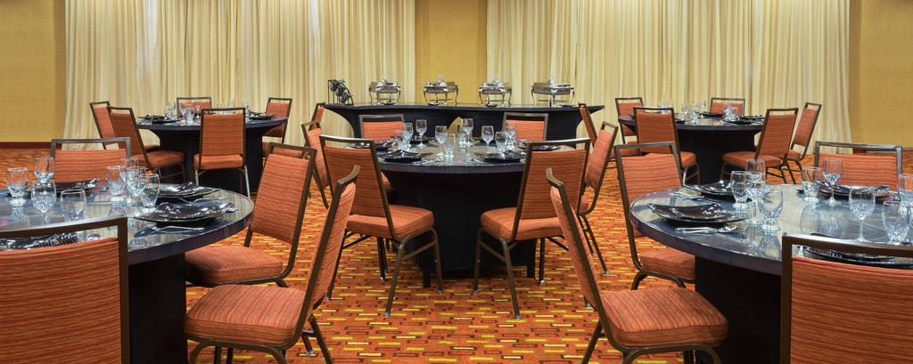 Cowboys Event Room Reception Style