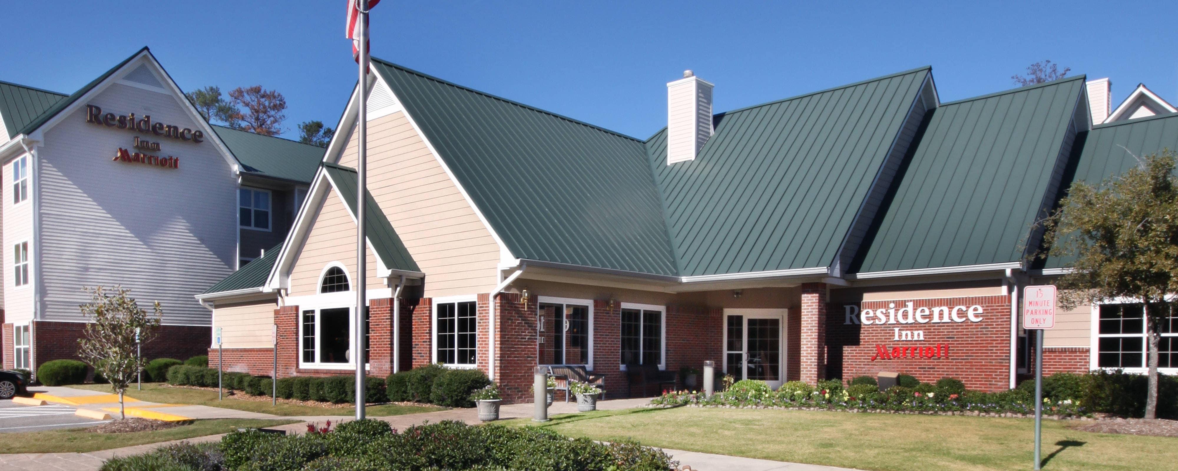 Houston Woodlands Residence Inn Hotel