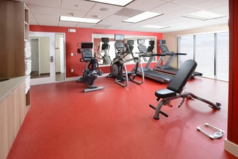 Houston Hotels with Fitness Center