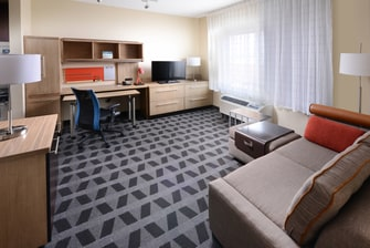 Suites y alojamiento en Houston