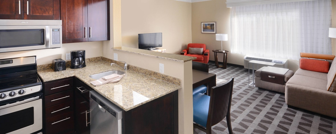 Extended-Stay Houston Hotels in Texas | TownePlace Suites ...