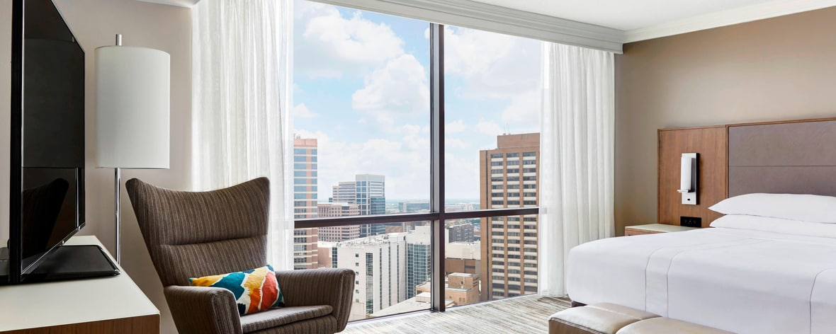 Hotel near the Museum District | Houston Marriott Medical