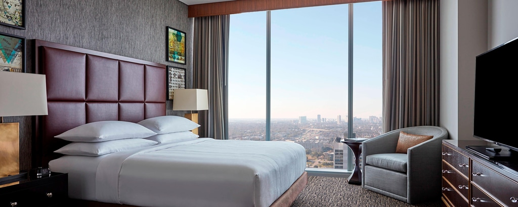 Houston Hotel Suites Marriott Marquis Houston